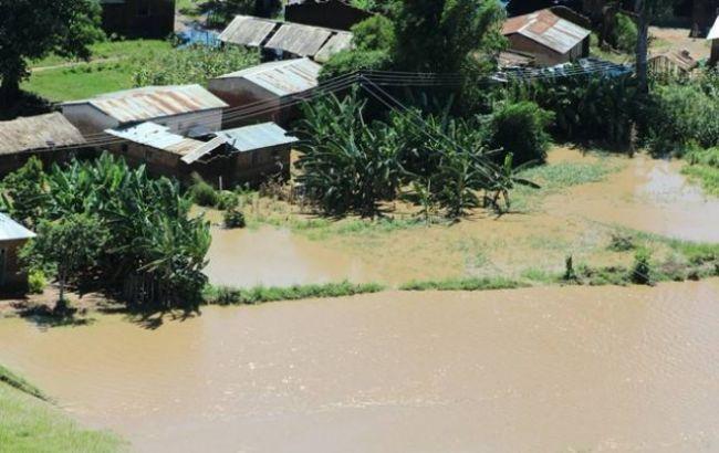 В результате наводнения в Китае погибли 6 человек