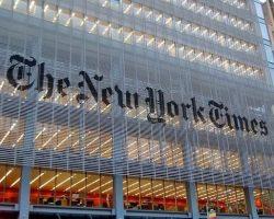 В The New York Times ответили на обвинения Трампа в госизмене