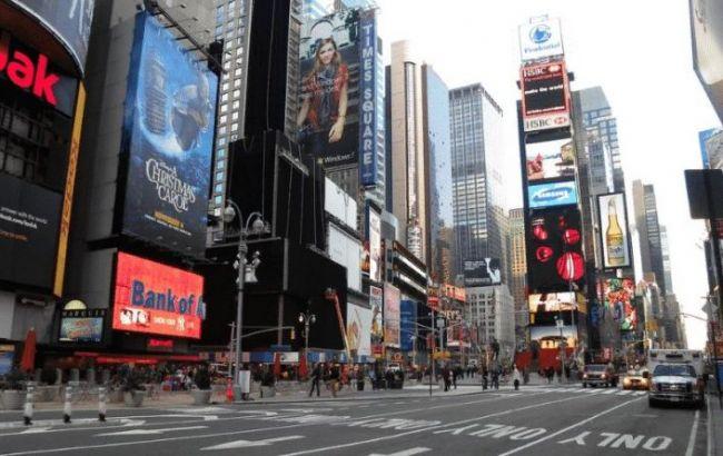 В Нью-Йорке арестовали мужчину, планировавшего теракт на Таймс-сквер