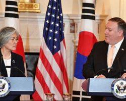 Южная Корея и США обсудили ситуацию на Корейском полуострове