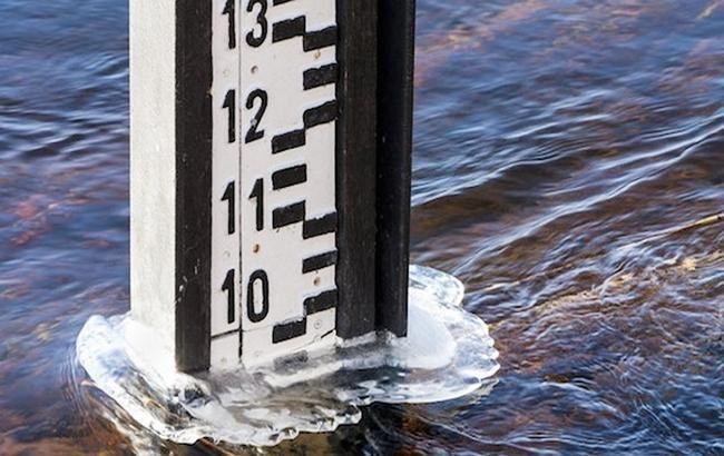 На реках Украины ожидается подъем уровня воды