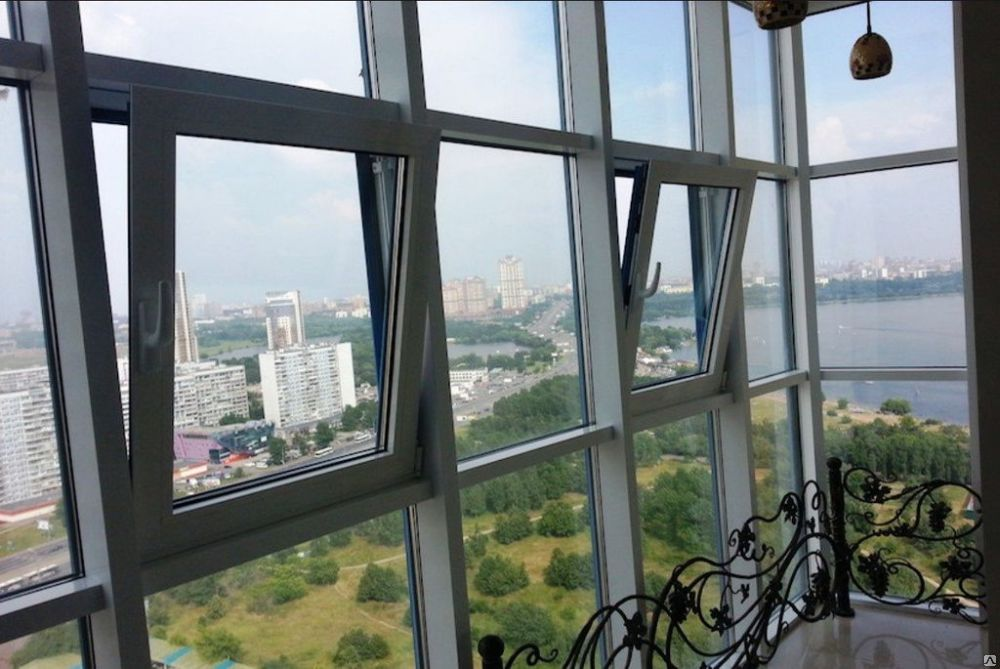 Чем алюминиевые окна лучше деревянных и пластиковых?