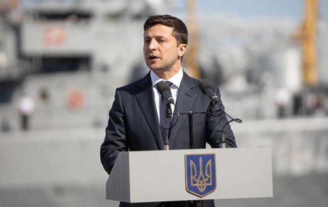 Зеленский рассказал, когда назначит главу Одесской ОГА