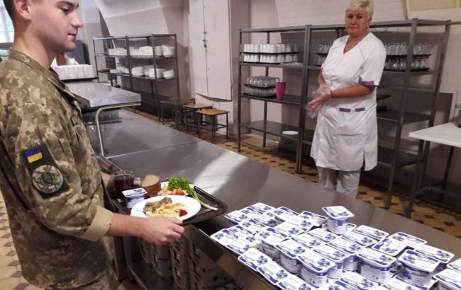 Суд остановил переход армии на новую систему питания