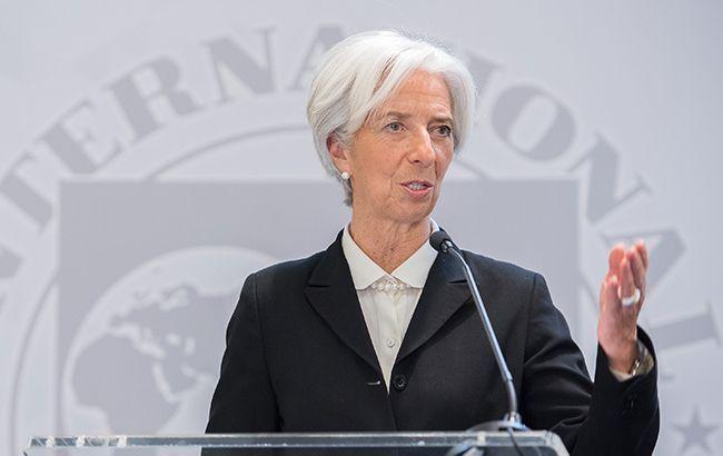 Министры ЕС одобрили кандидатуру Лагард на пост главы ЕЦБ