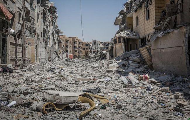 В Сирии семь подростков погибли от взрыва мины