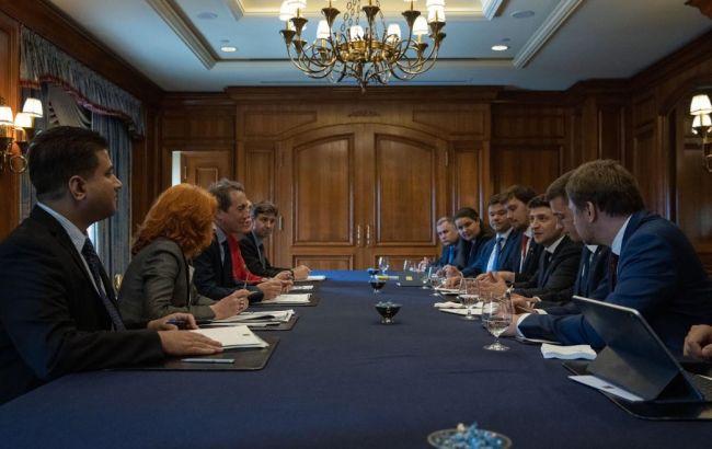 Зеленский: Украина готова присоединится к новой программе сотрудничества с МВФ после формирования Кабмина