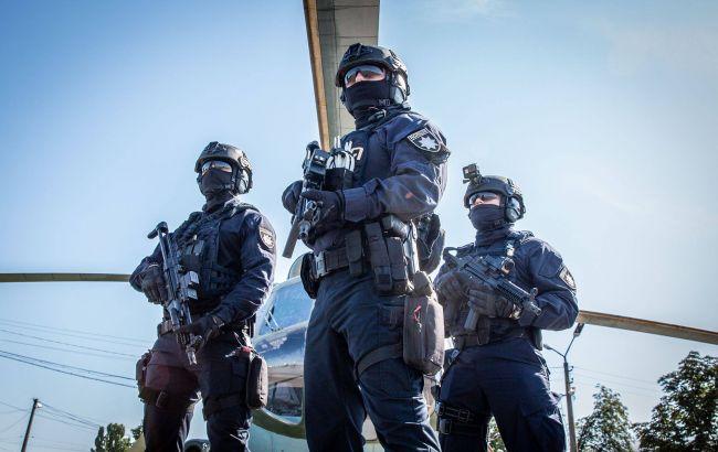 Авиация МВД заступила на дежурство накануне выборов