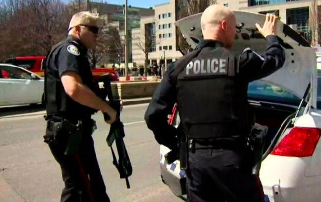В Канаде столкнулись 6 машин, есть потерпевшие