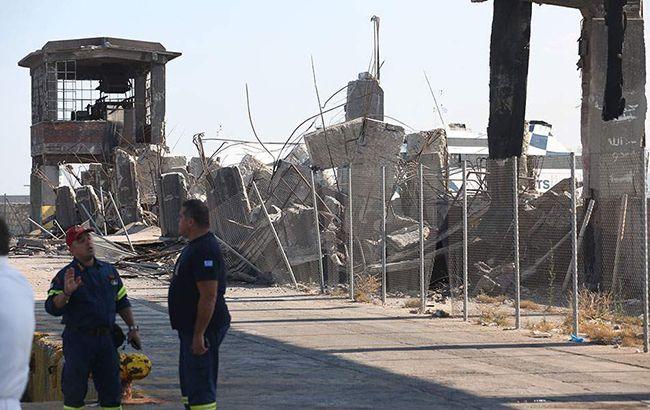 В Афинах сообщили о пострадавших из-за землетрясения