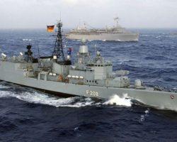 США просят Германию помочь с защитой от Ирана в Ормузском проливе