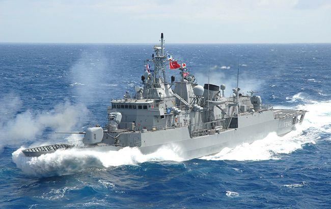 Минобороны Турции усилило охрану кораблей в Средиземноморье