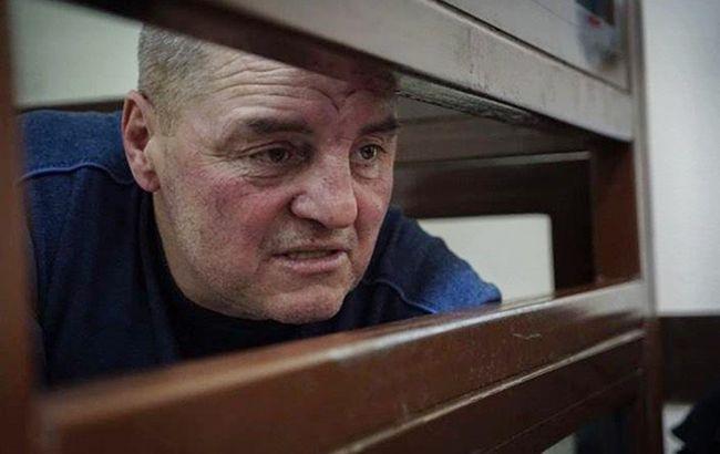 Бекиров намерен начать голодовку, если его этапируют из Симферополя