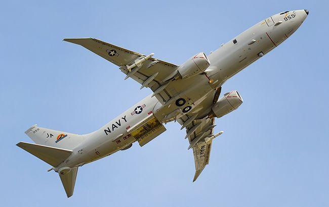 Американские самолеты провели разведку у побережья Крыма