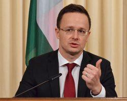 Сийярто считает санкции против России лицемерными и малоэффективными