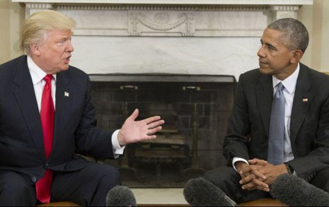 Трамп вышел из ядерной сделки с Ираном назло Обаме, - Daily Mail
