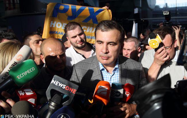 ЦИК выявил нарушения в финотчетах партий Саакашвили, Гриценко и Шария
