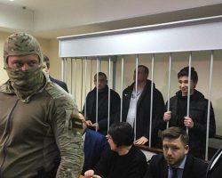 Украинским военнопленным морякам могут вынести приговор осенью, - адвокат