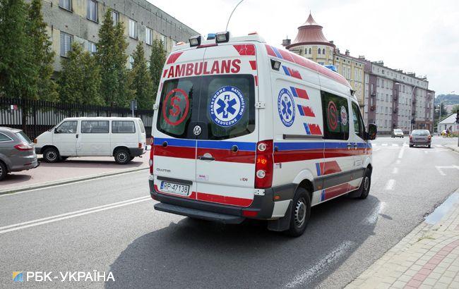 В Польше в жилом доме взорвался газ, есть жертвы