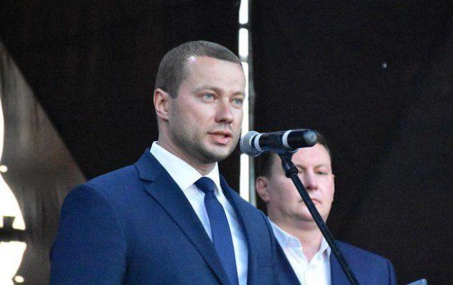 Автоколонна главы Донецкой ОГА попала под обстрел