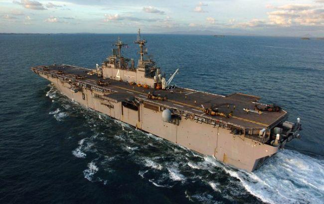 Трамп заявил об уничтожении иранского беспилотника кораблем США