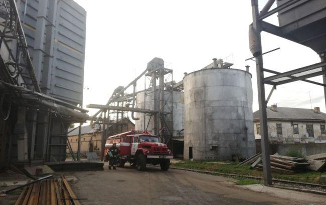 Масштабный пожар в Нежине потушили