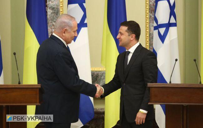 Украина и Израиль подписали ряд двусторонних соглашений