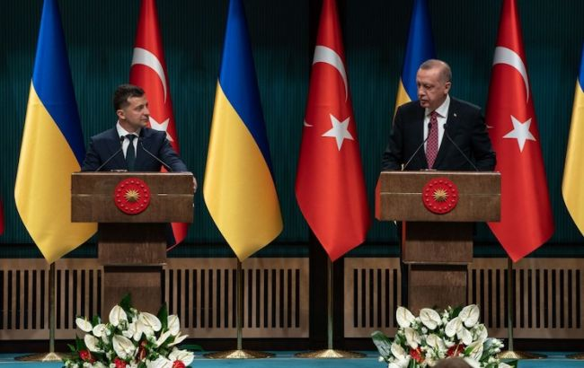 Пришло время заключить соглашение о свободной торговле с Украиной, - Эрдоган