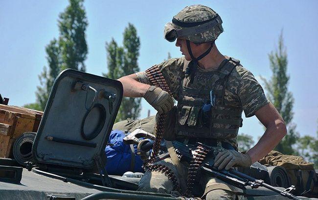 На Донбассе с утра зафиксированы 3 нарушения перемирия
