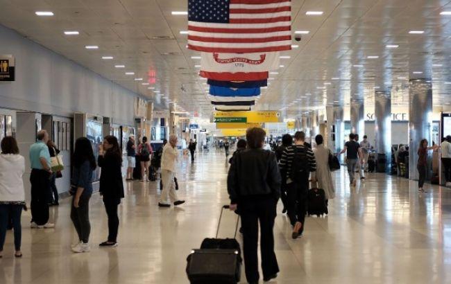 В таможенной системе аэропортов США произошел массовый сбой