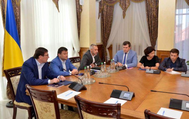 Новый генпрокурор анонсировал еженедельные посадки чиновников