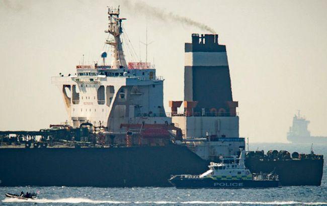 Гибралтар отпустит задержанный иранский танкер