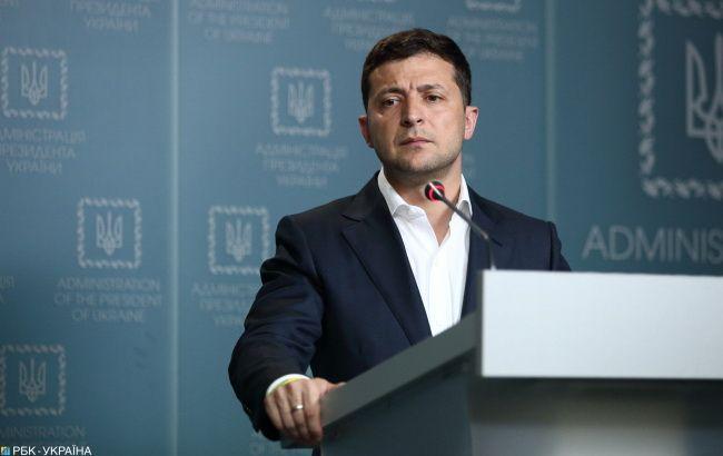 Зеленский предлагает сократить Раду и закрепить пропорционалную систему
