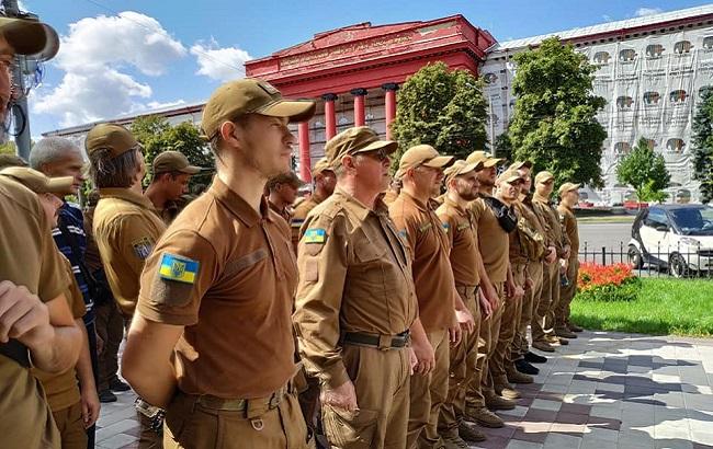 Марш защитников