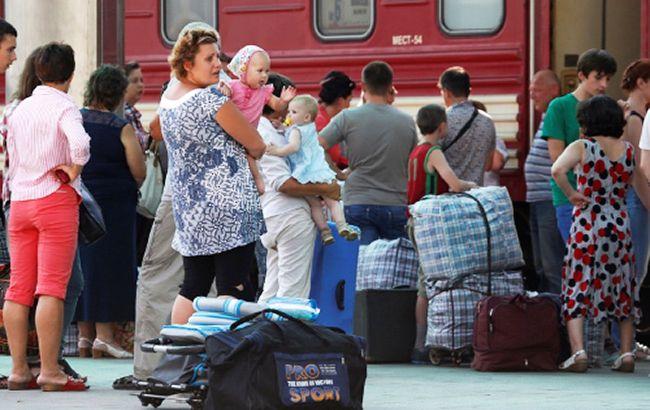 В Минсоцполитики назвали количество переселенцев из Крыма и Донбасса