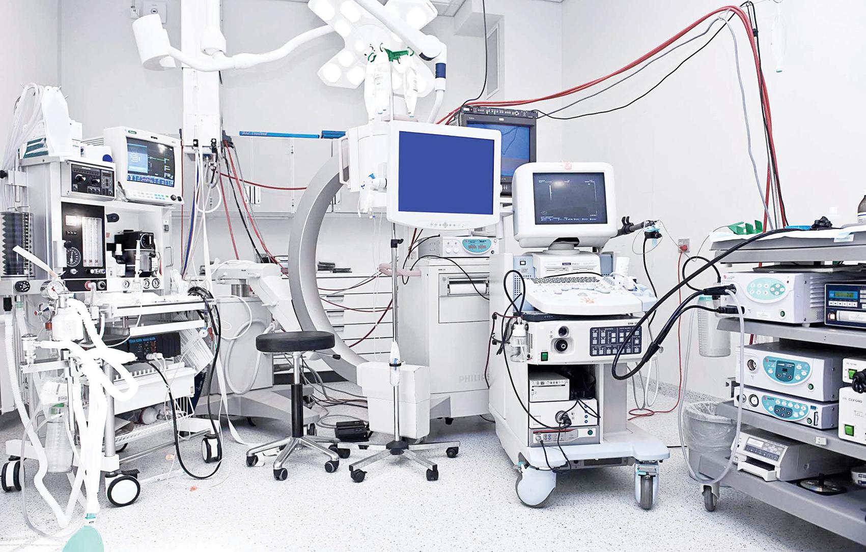 Современное медицинское оборудование высокого качества
