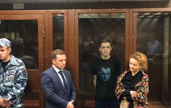 В России приговорили активиста,который поддерживал украинских пленных