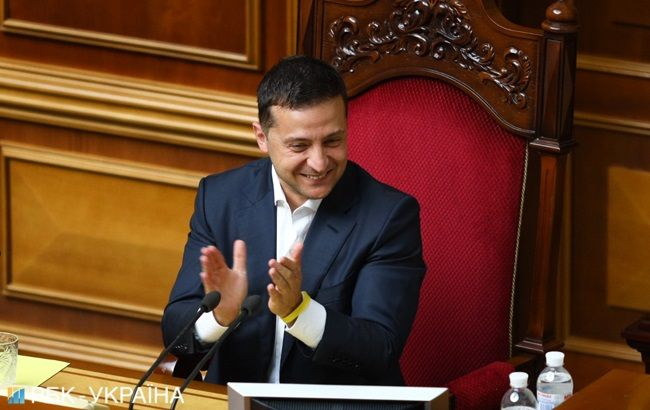 Рада приняла закон Зеленского о Плане обороны Украины