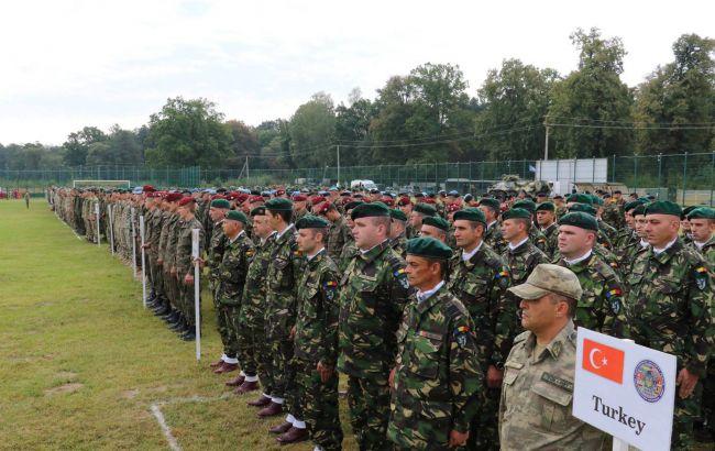 В учениях Rapid Trident-2019 примут участие 3,6 тыс. украинских военных