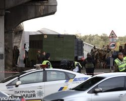 Появилось видео задержания минера моста Метро