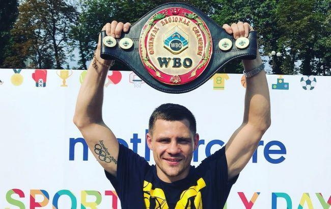 Украинский чемпион WBO во второй раз будеш защищать титул