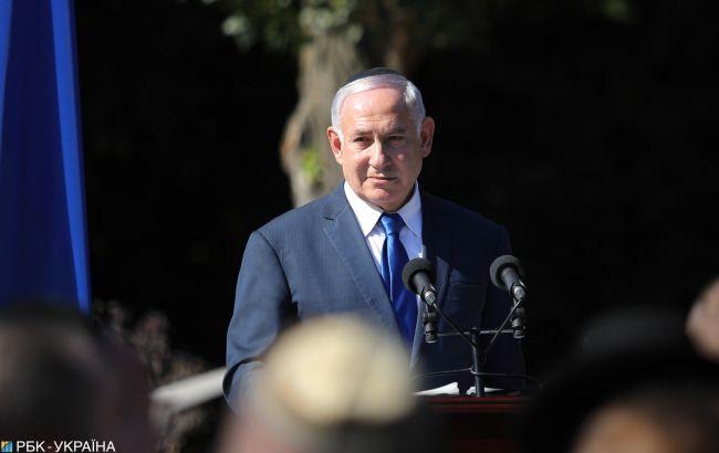 Нетаньяху пообещал распространить суверенитет Израиля на всю Иудею и Самарию