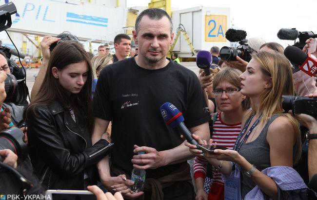 За пять лет со мной не связывался ни один политик, - Сенцов