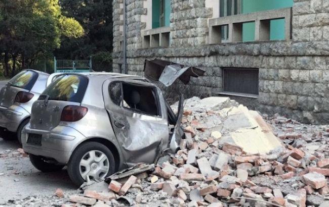 В Албании возросло число пострадавших от мощного землетрясения