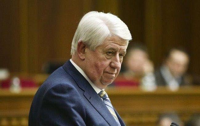 Шокин намерен вернуться на пост генпрокурора через Верховный суд