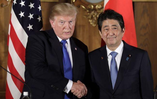 Трамп заявил о готовности заключить соглашение с Японией о пошлинах
