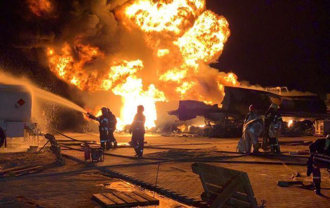 На пожарах в Украине за неделю погибли около тридцати человек