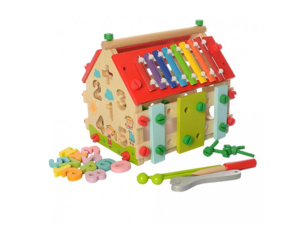 Развивающие деревянные игрушки в интернет-магазине «Тотоша»