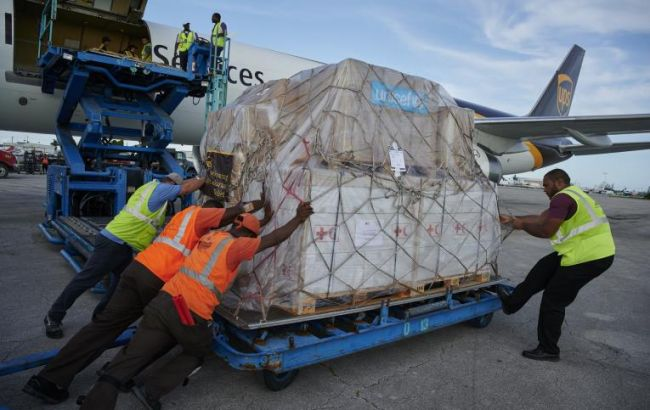ООН направило гумпомощь на Багамы после урагана