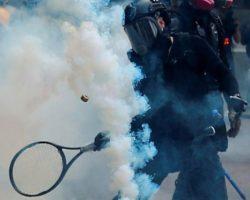 В Гонконге в ходе беспорядков задержаны более 100 человек